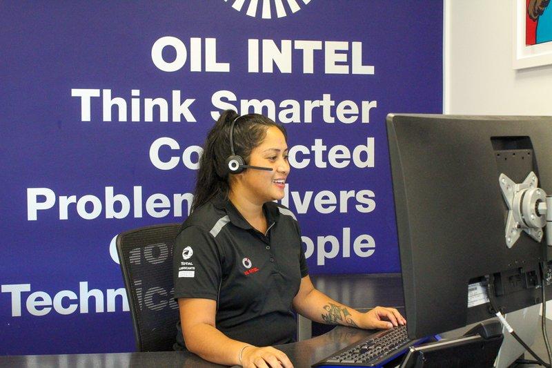 Oil Intel Unified Communication