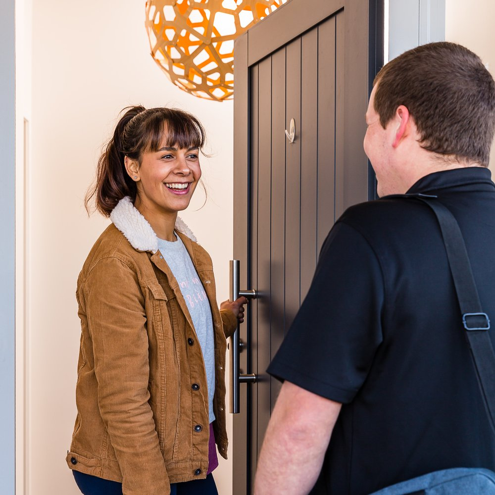tech assist at on your doorstep