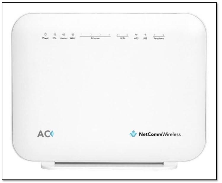 NOW Netcomm NF18ACV