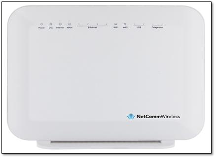 NOW Netcomm NF4V